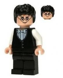 LEGO® Harry Potter Minifig in Yule Ball Outfit